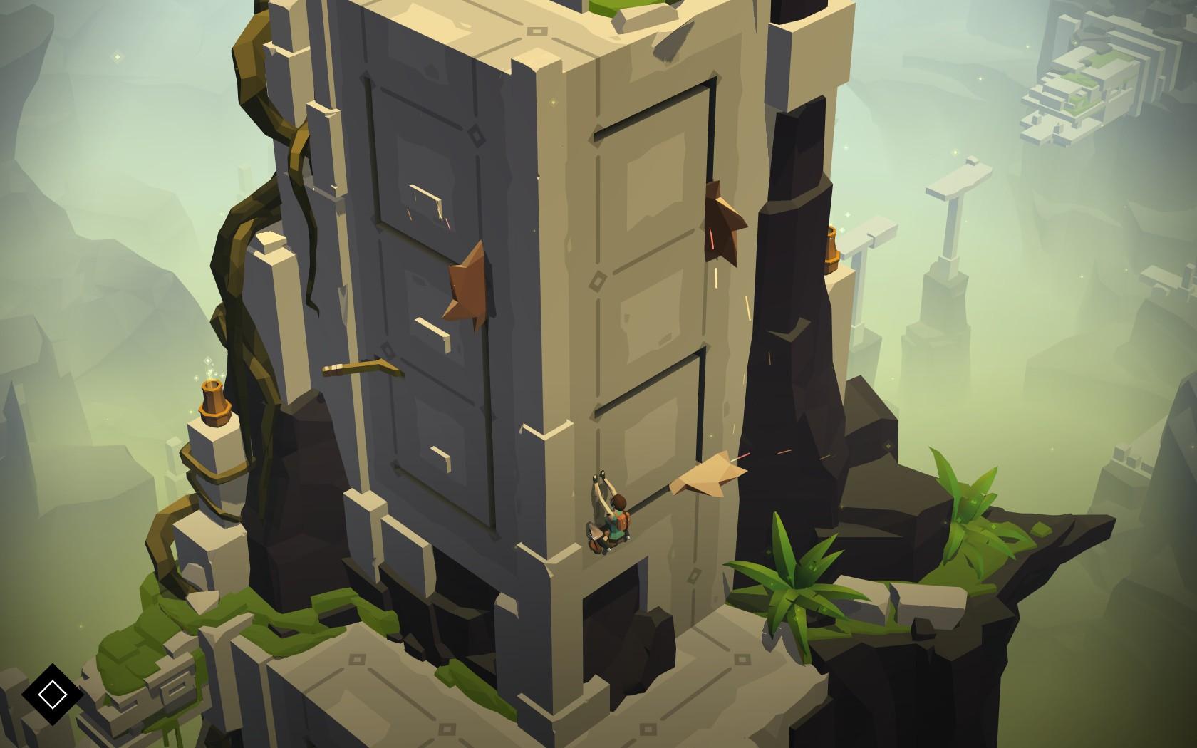 Lara Croft GO - tahová archeologie 135074