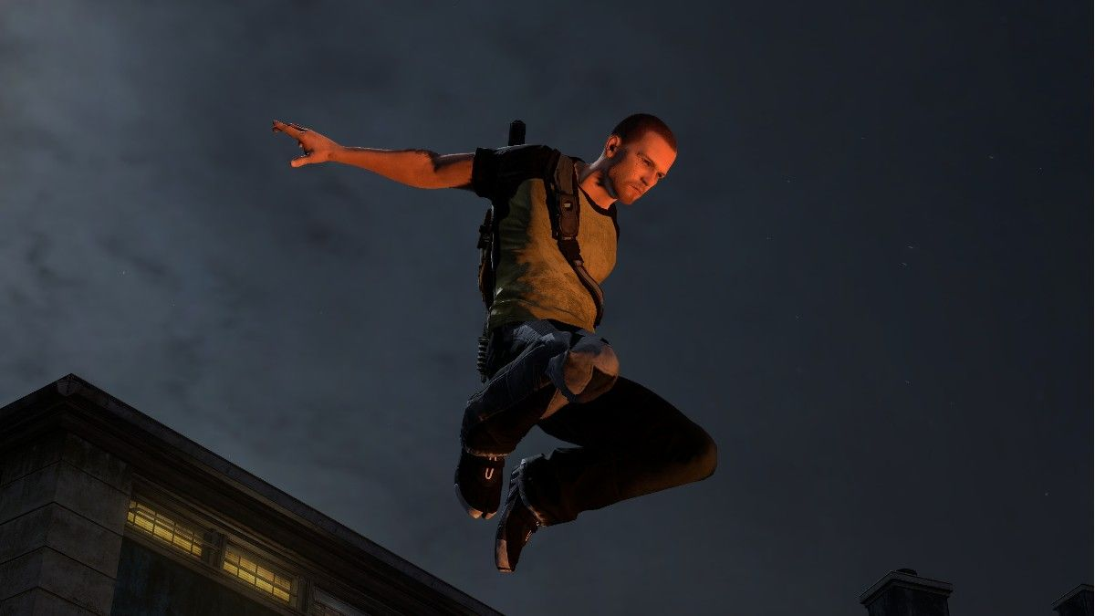 inFamous 2 s podporou PlayStation Move? 13522