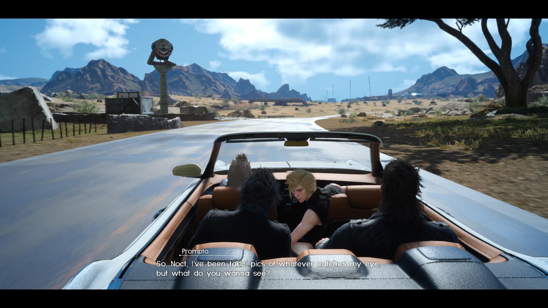 Final Fantasy XV – na konci cesty 135234