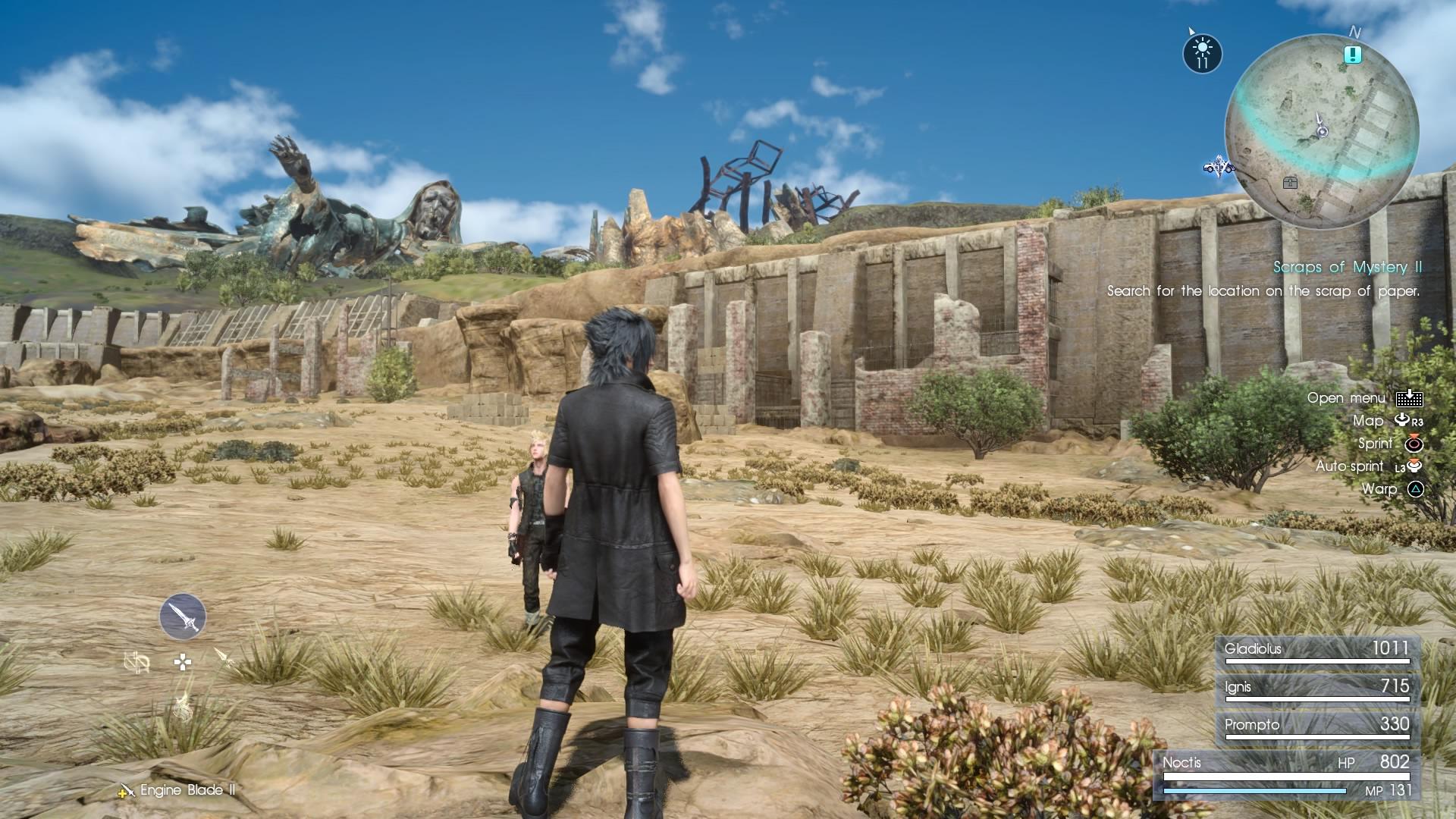 Final Fantasy XV – na konci cesty 135235