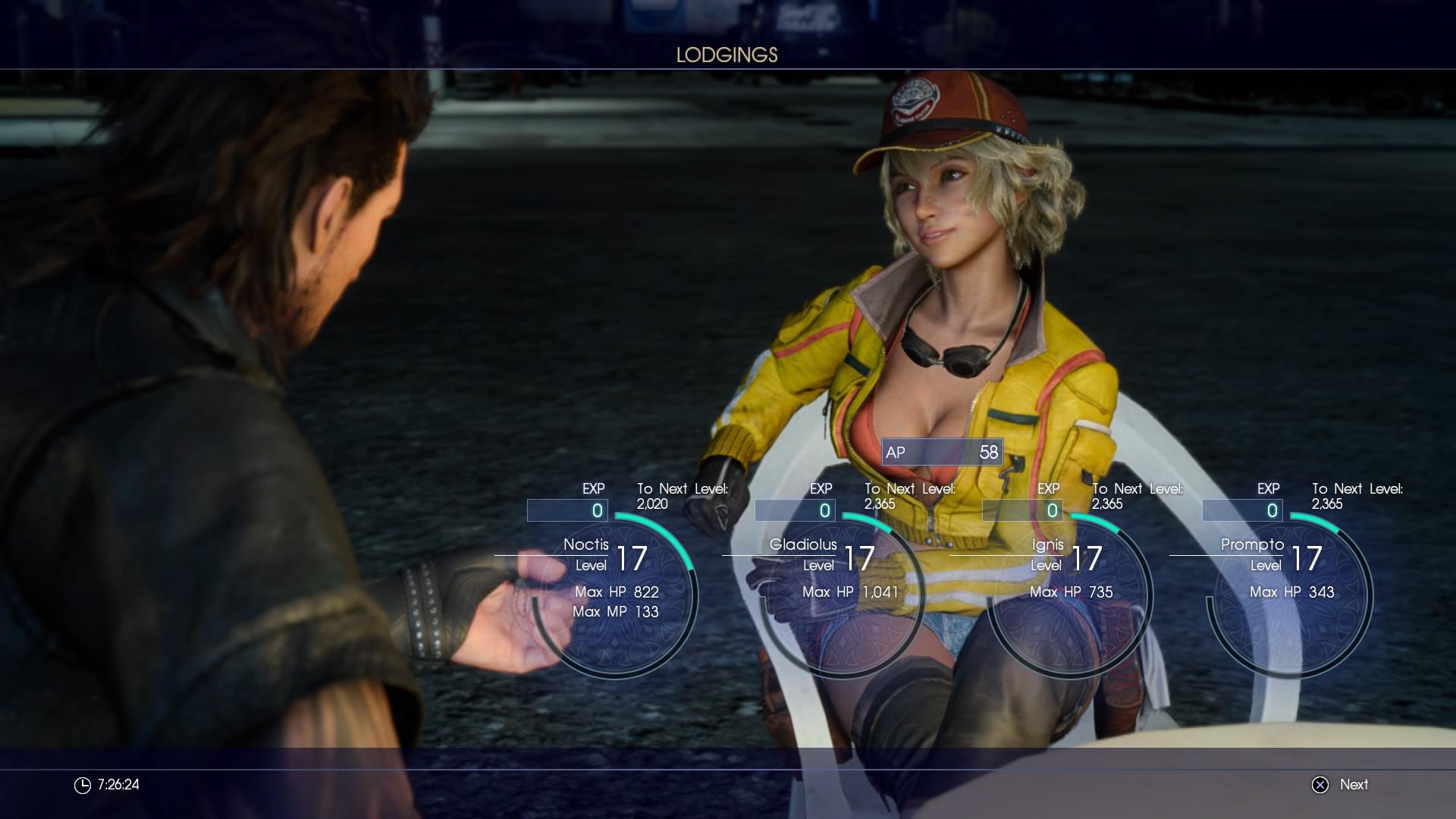 Final Fantasy XV – na konci cesty 135236
