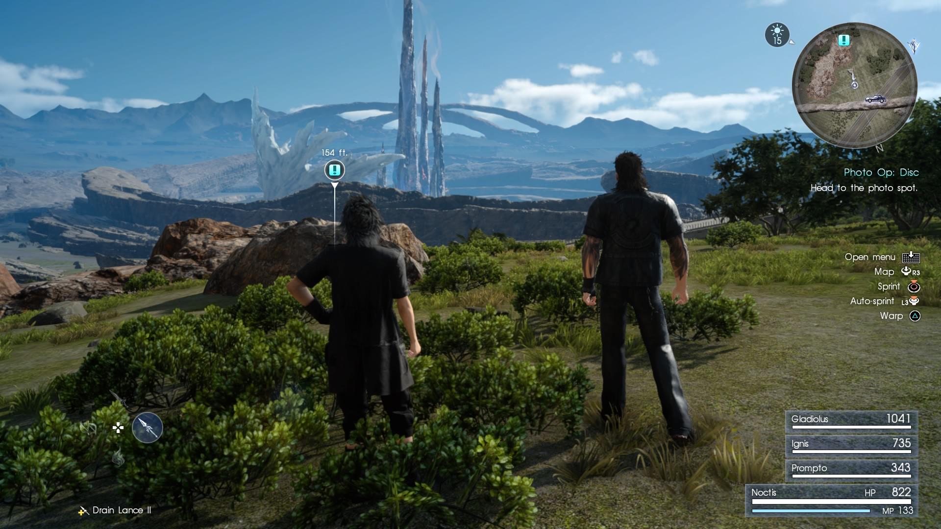 Final Fantasy XV – na konci cesty 135237