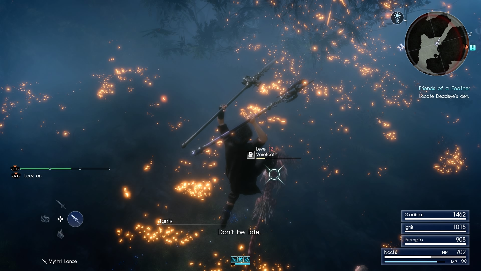 Final Fantasy XV – na konci cesty 135239