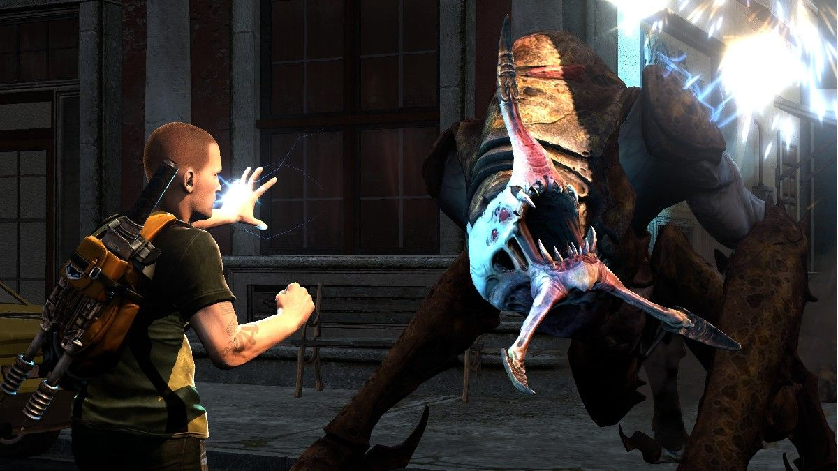 inFamous 2 s podporou PlayStation Move? 13524