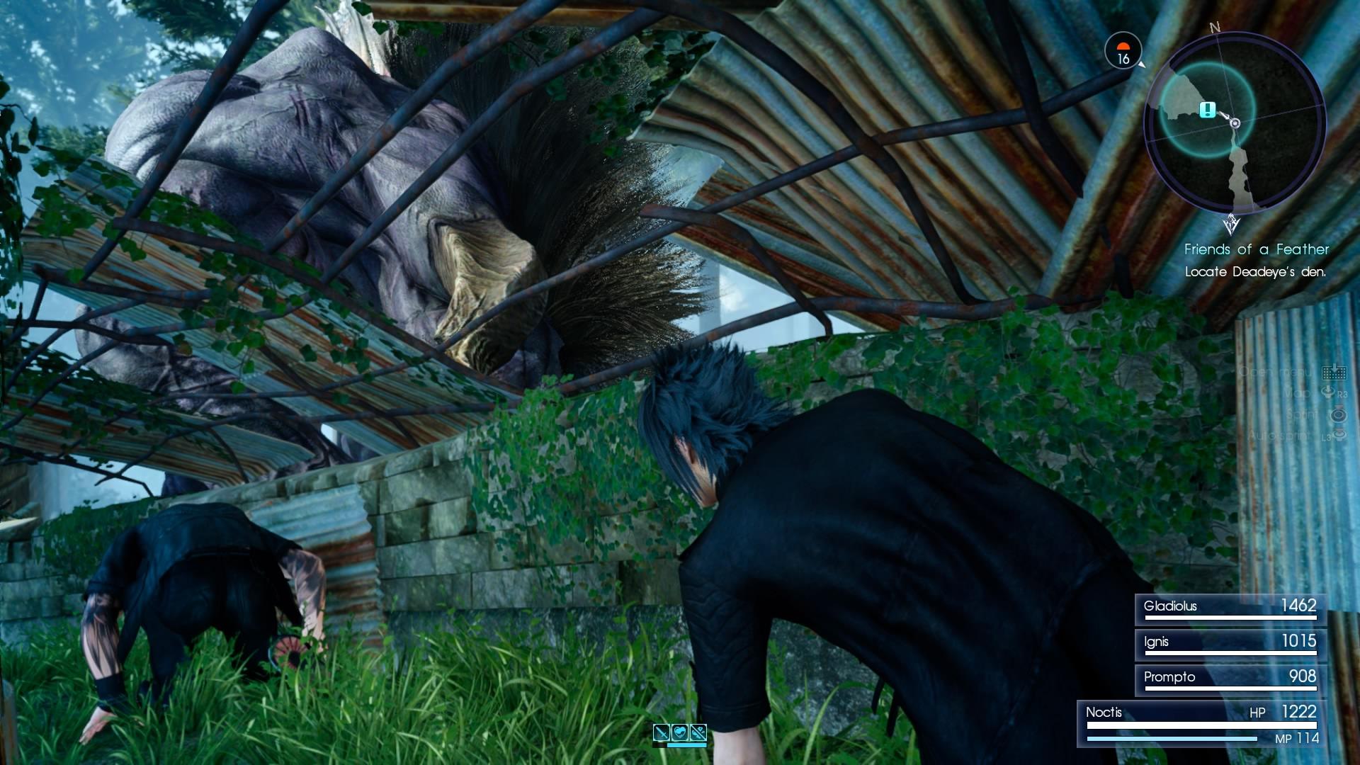 Final Fantasy XV – na konci cesty 135240
