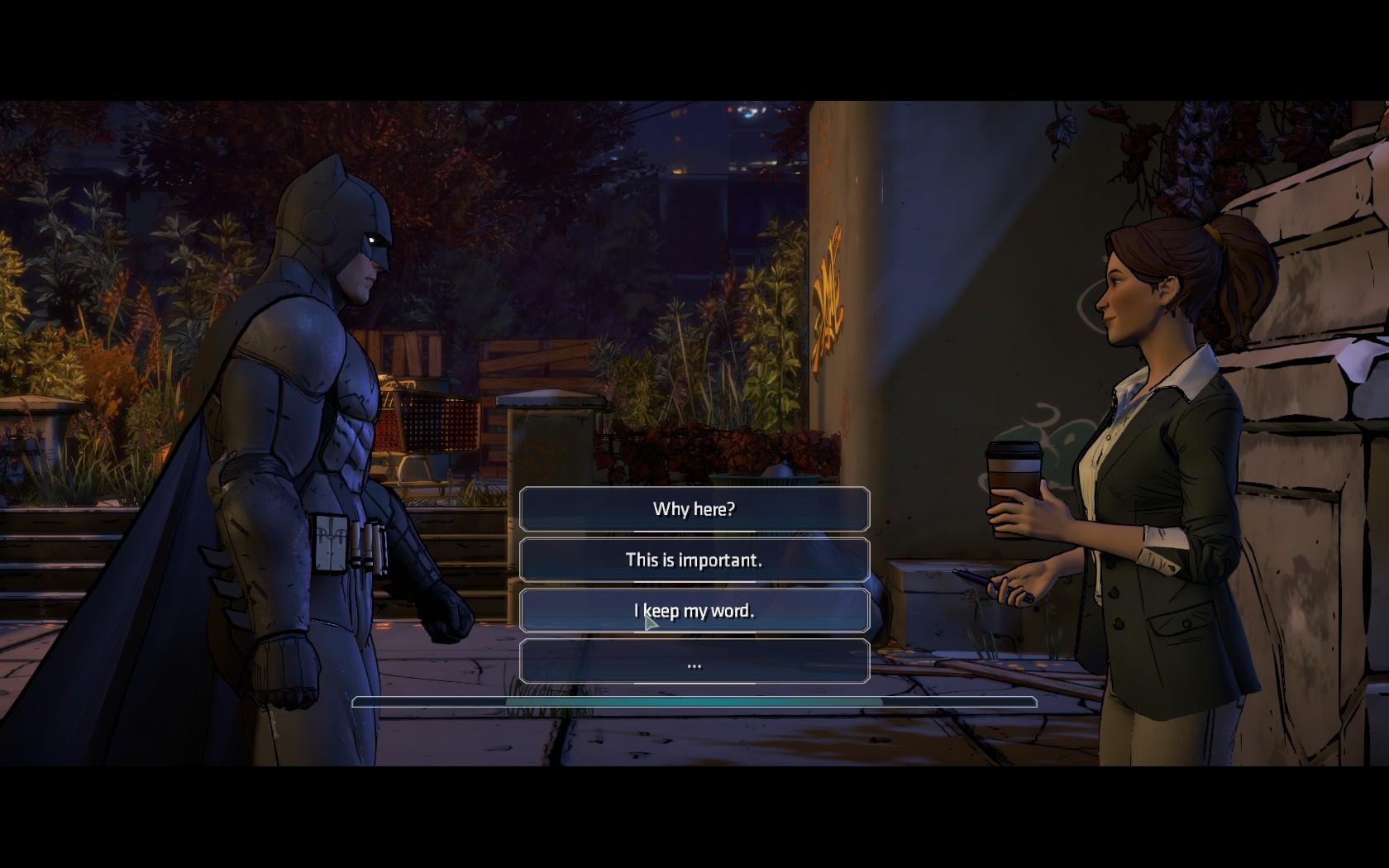 Batman - městem chodí Temný rytíř 135289