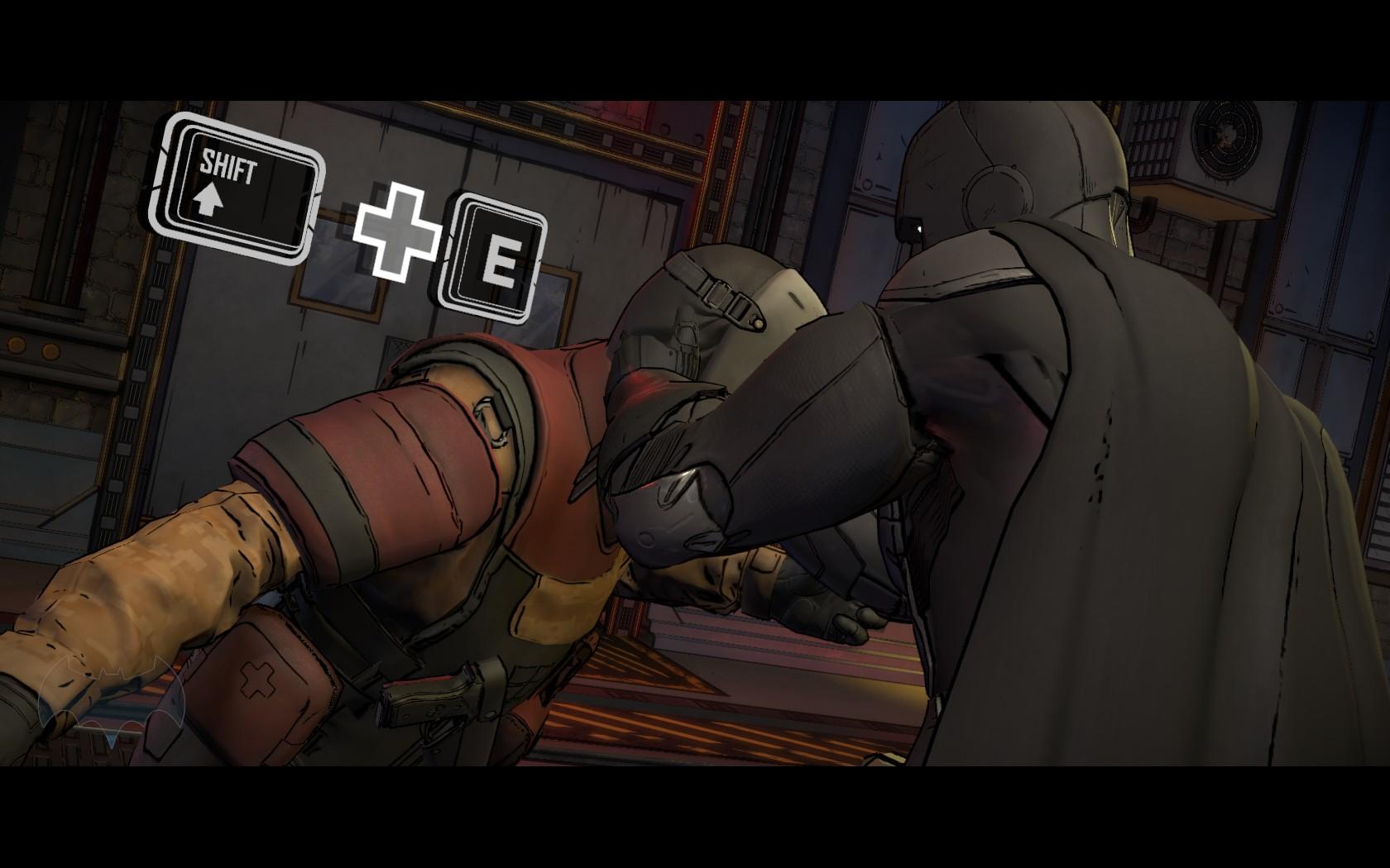 Batman - městem chodí Temný rytíř 135290