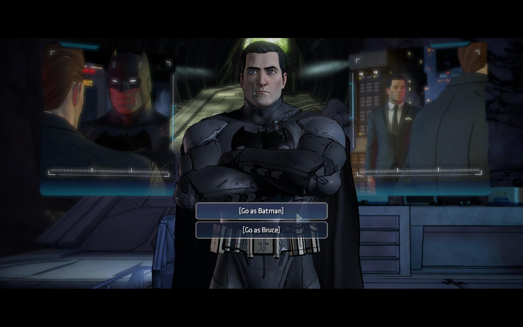 Batman - městem chodí Temný rytíř 135292
