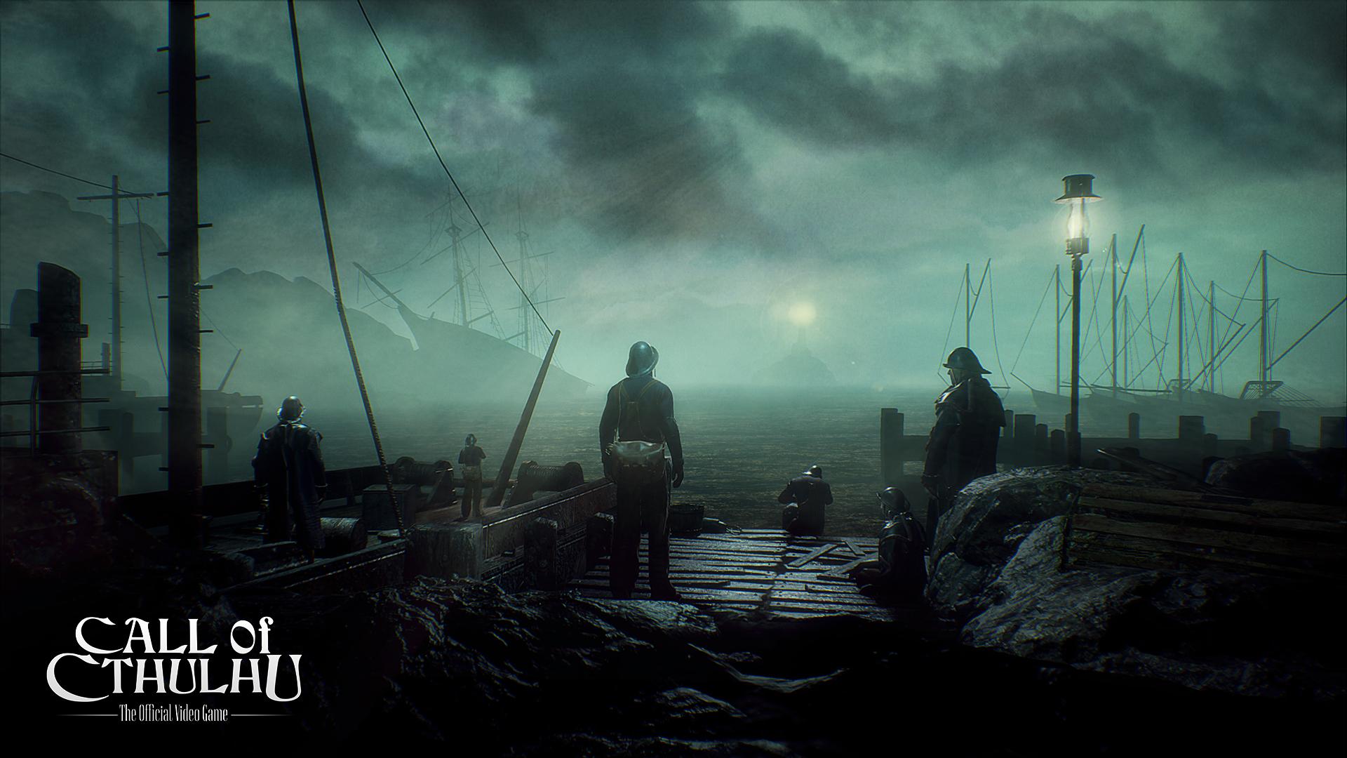 Dojmy z Gamescomu: Call of Cthulhu 135353