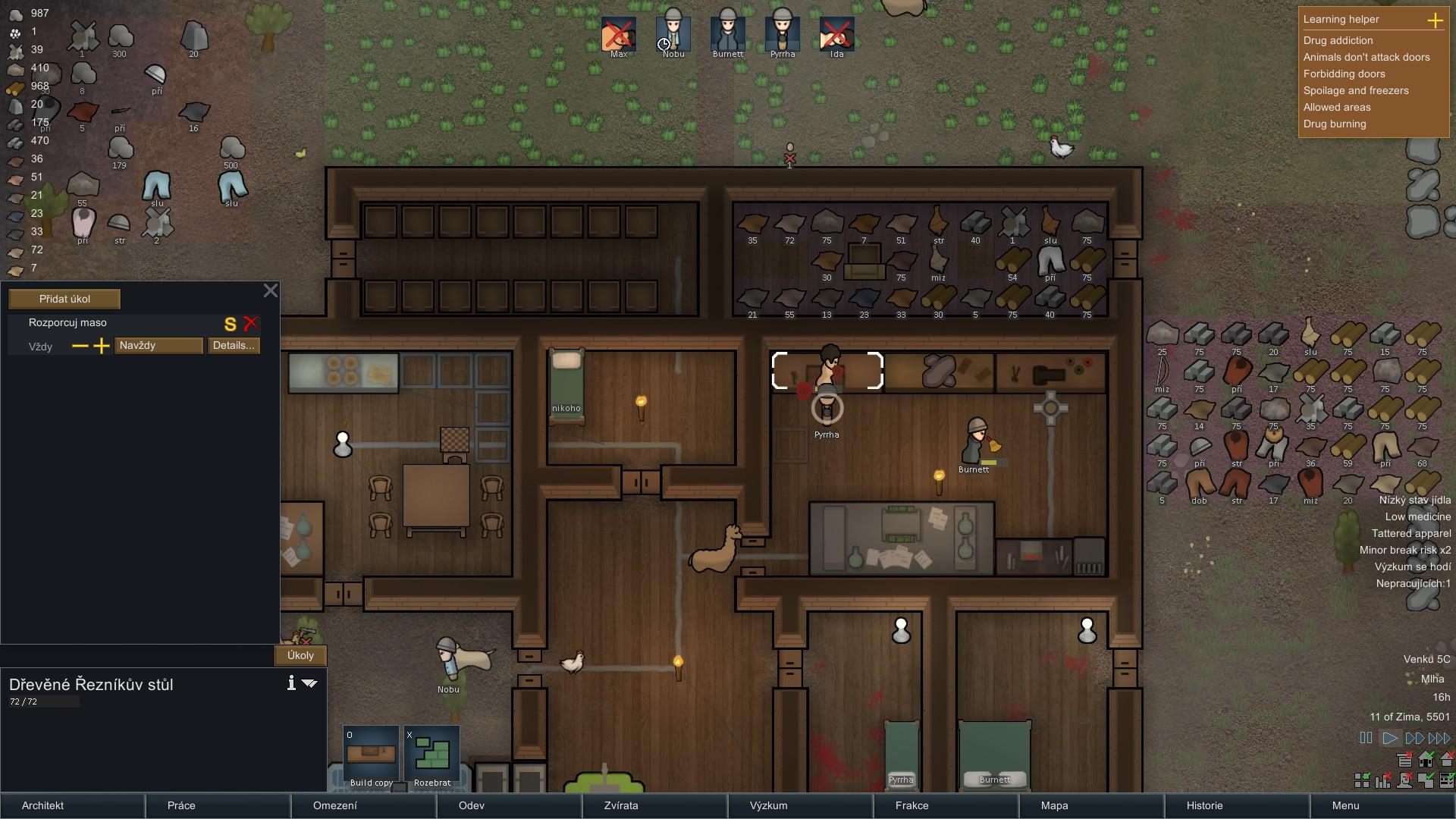 RimWorld – kolonie plná psychopatů 135366