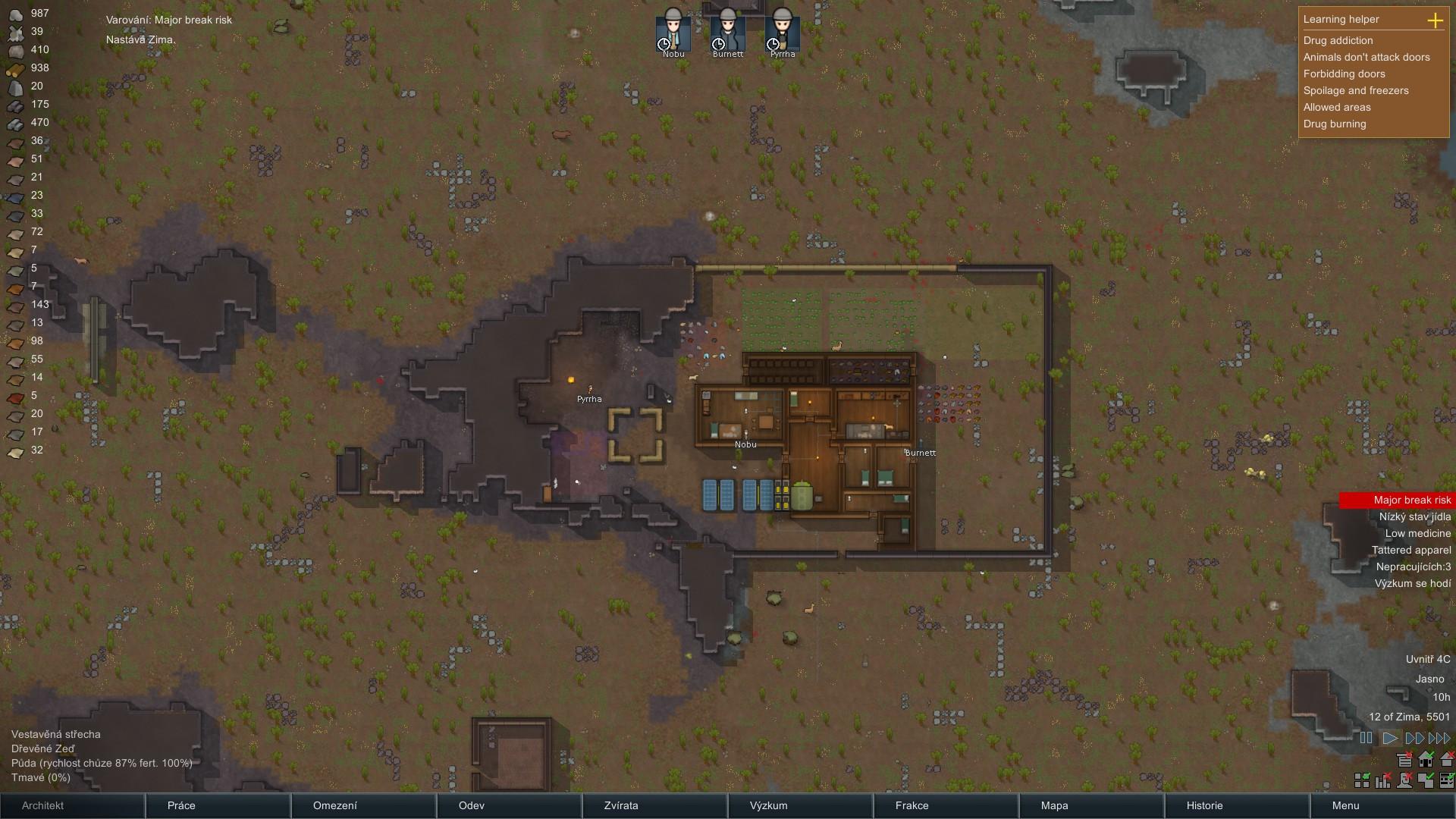 RimWorld – kolonie plná psychopatů 135370