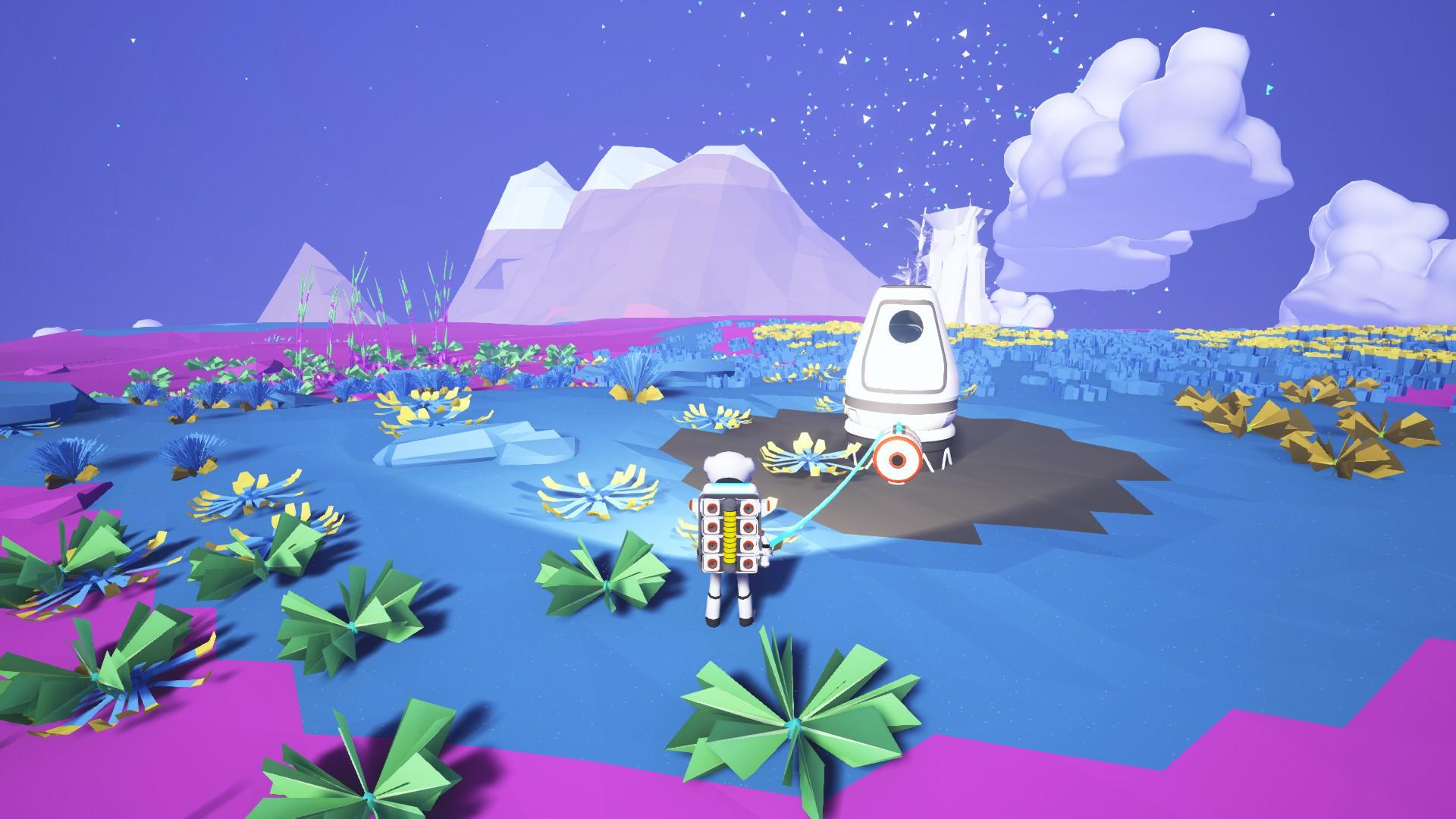 Astroneer -  první záběry z vesmírného lenošení 135736