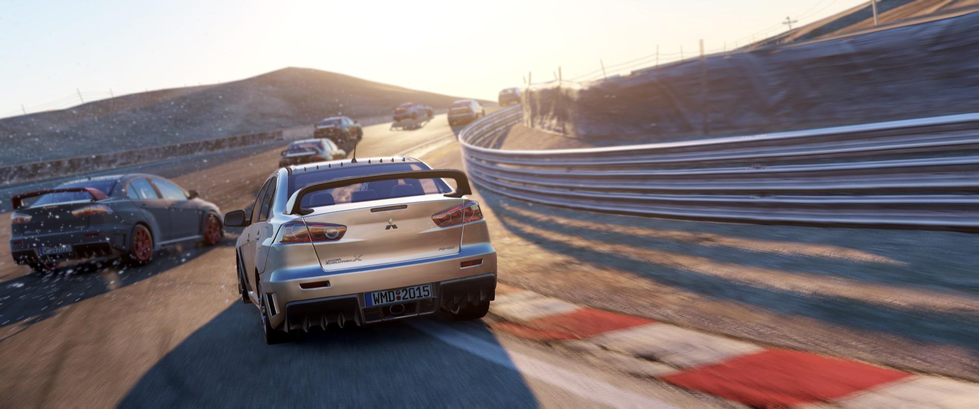 Project Cars 2 cílí na druhou polovinu roku 135997