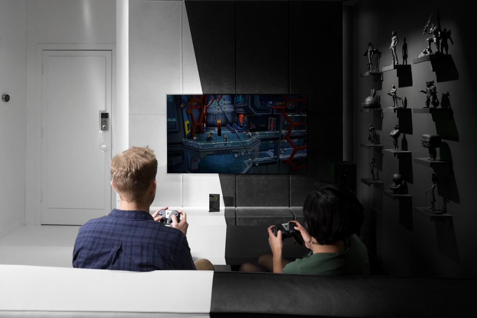 Nvidia představila novou verzi Shield TV 136006