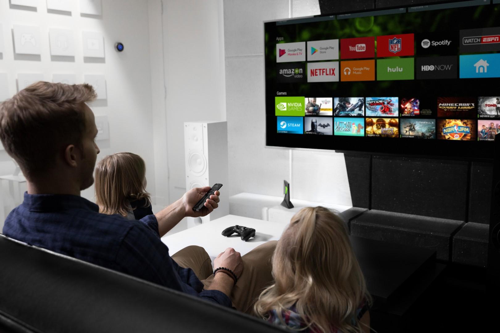 Nvidia představila novou verzi Shield TV 136007