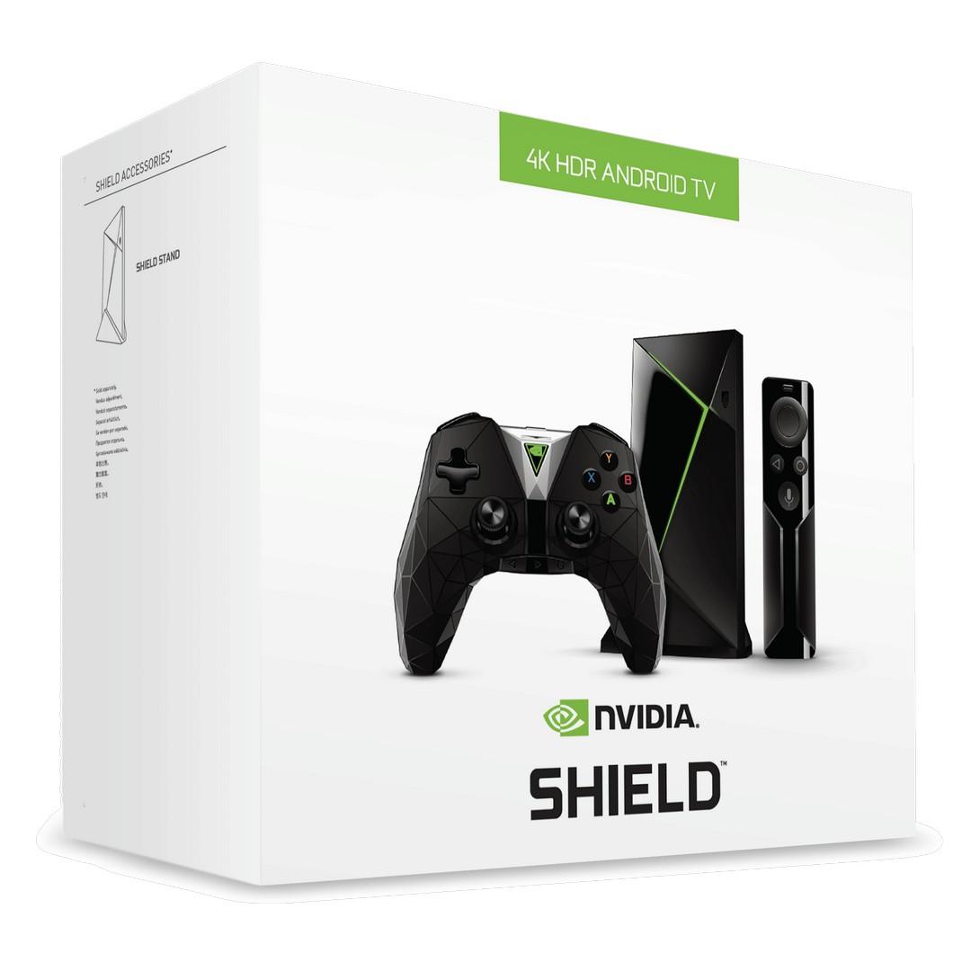 Nvidia představila novou verzi Shield TV 136009