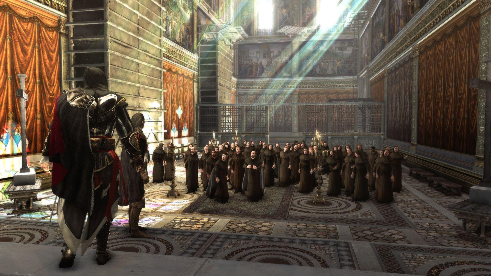Assassin´s Creed: The Ezio Collection – floutek Ezio od A do Z 136019