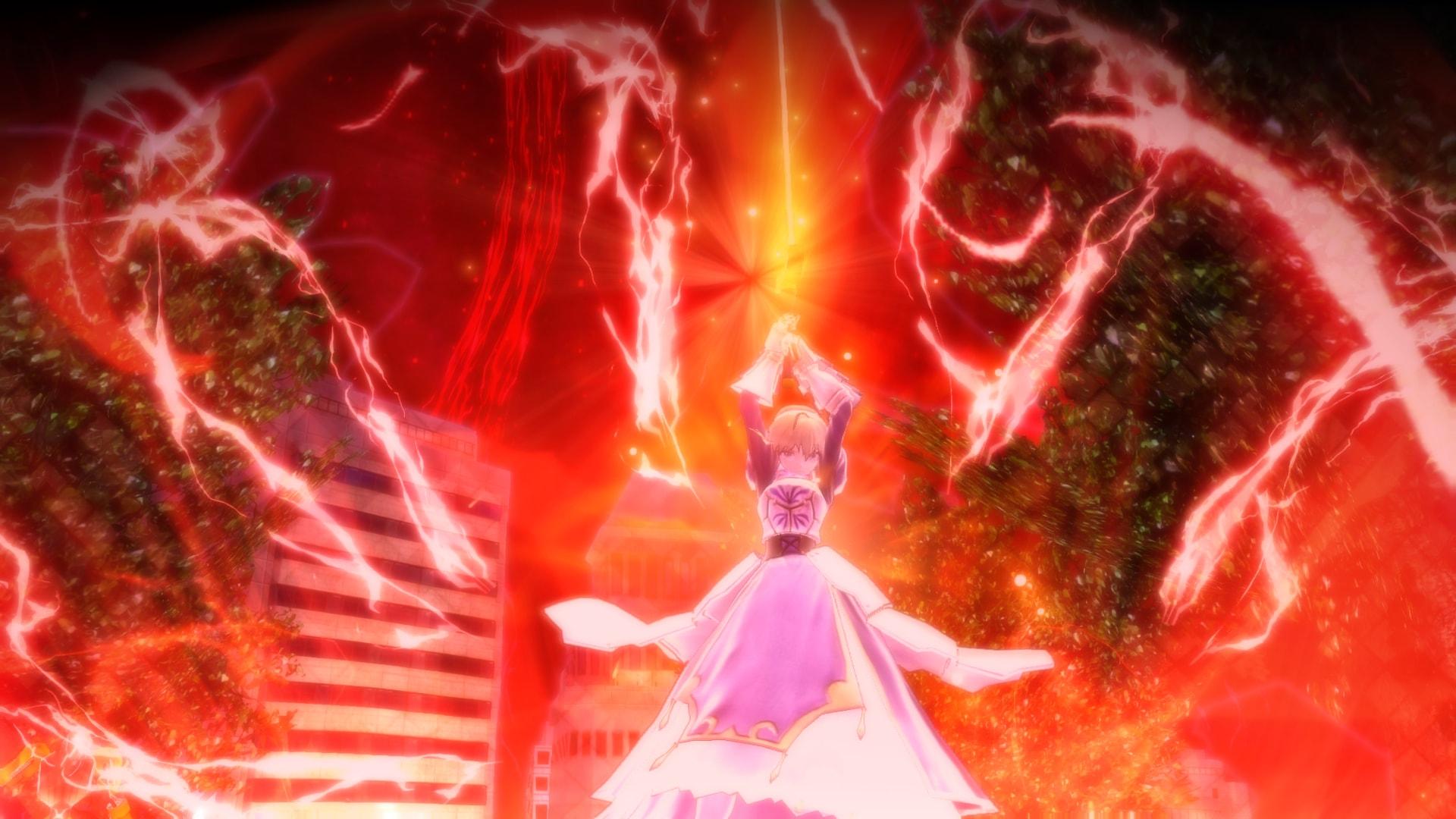Datum vydání Fate/EXTELLA: The Umbral Star potvrzeno 136032