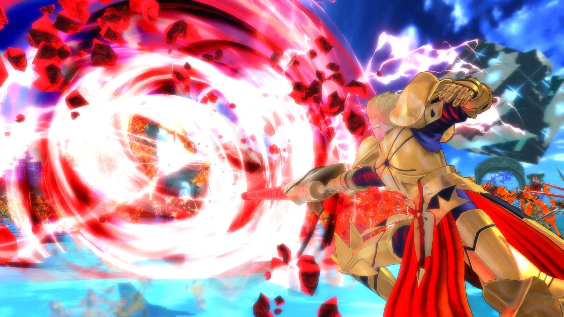 Datum vydání Fate/EXTELLA: The Umbral Star potvrzeno 136034