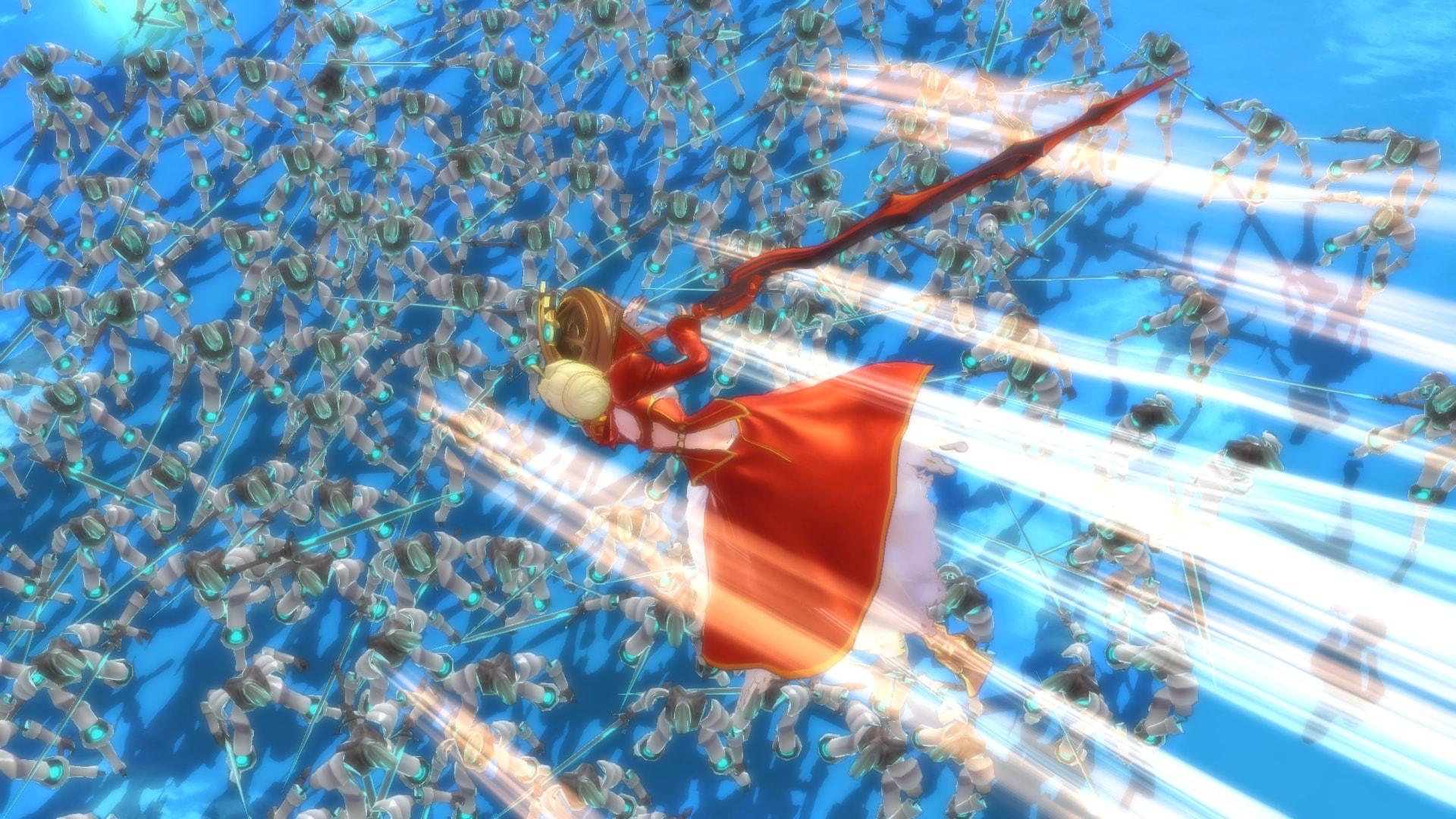 Datum vydání Fate/EXTELLA: The Umbral Star potvrzeno 136036