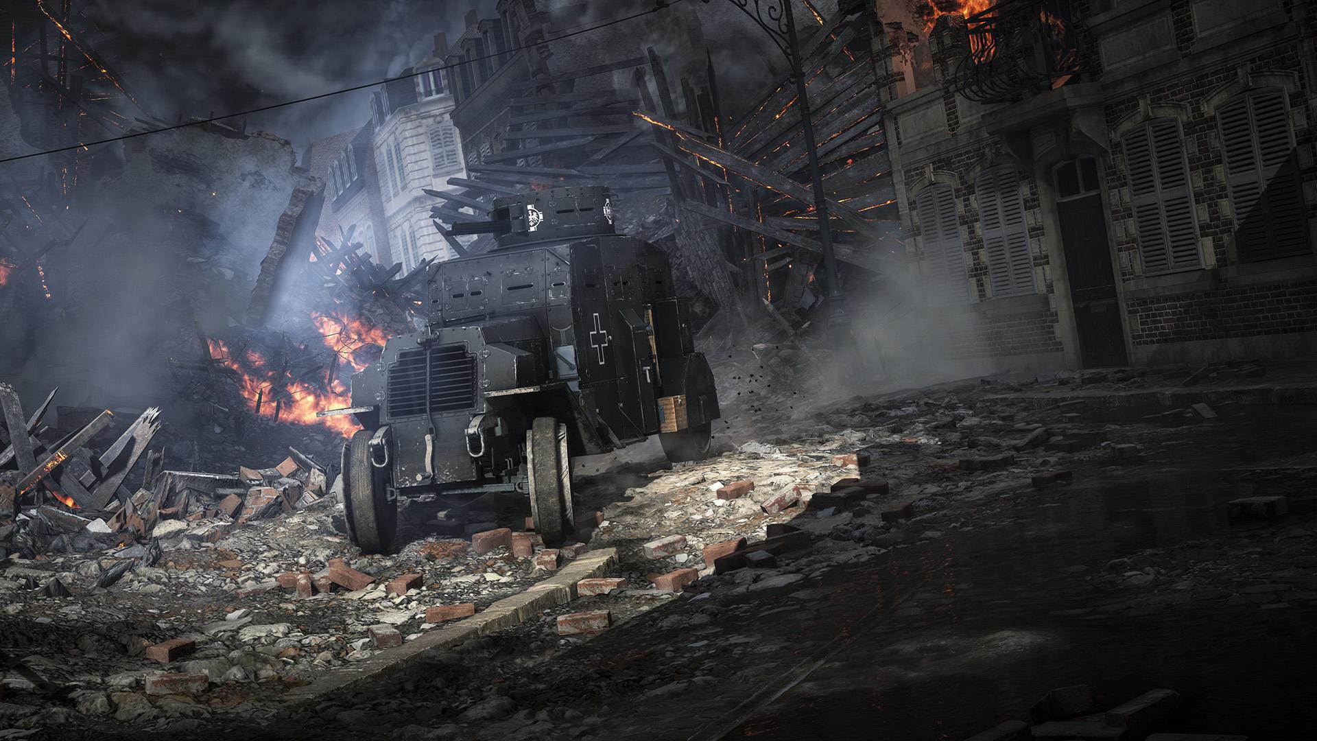 Battlefield 1 dostane další nestandardní mód 136064