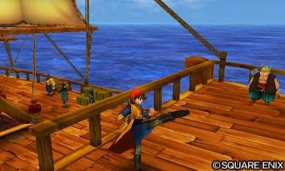Dragon Quest VIII: Journey of the Cursed King - dospělá hra v dětském hávu 136153