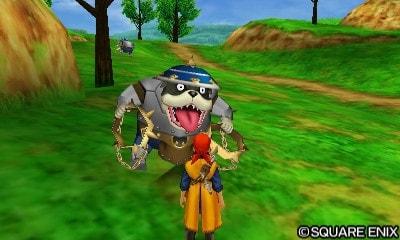 Dragon Quest VIII: Journey of the Cursed King - dospělá hra v dětském hávu 136158