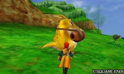 Dragon Quest VIII: Journey of the Cursed King - dospělá hra v dětském hávu 136159