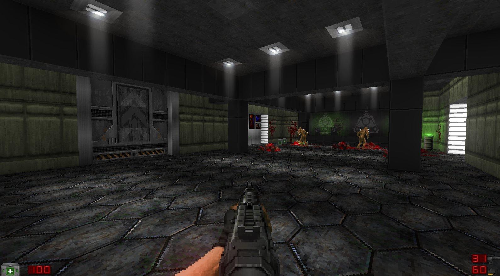Podívejte se na nový Brutal Doom 136168