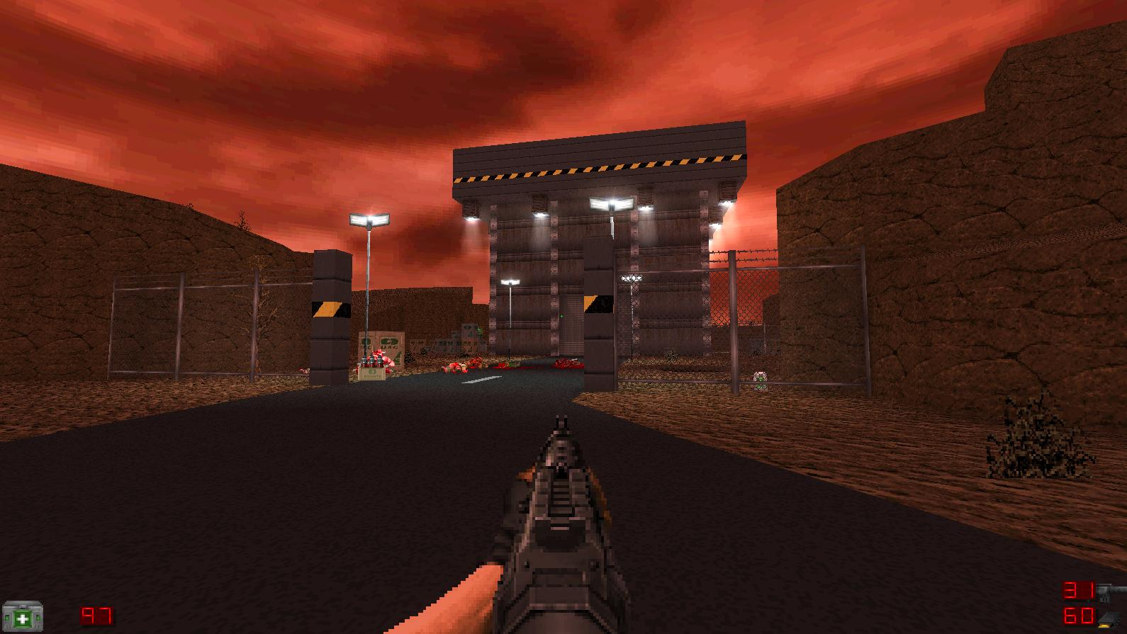 Podívejte se na nový Brutal Doom 136170