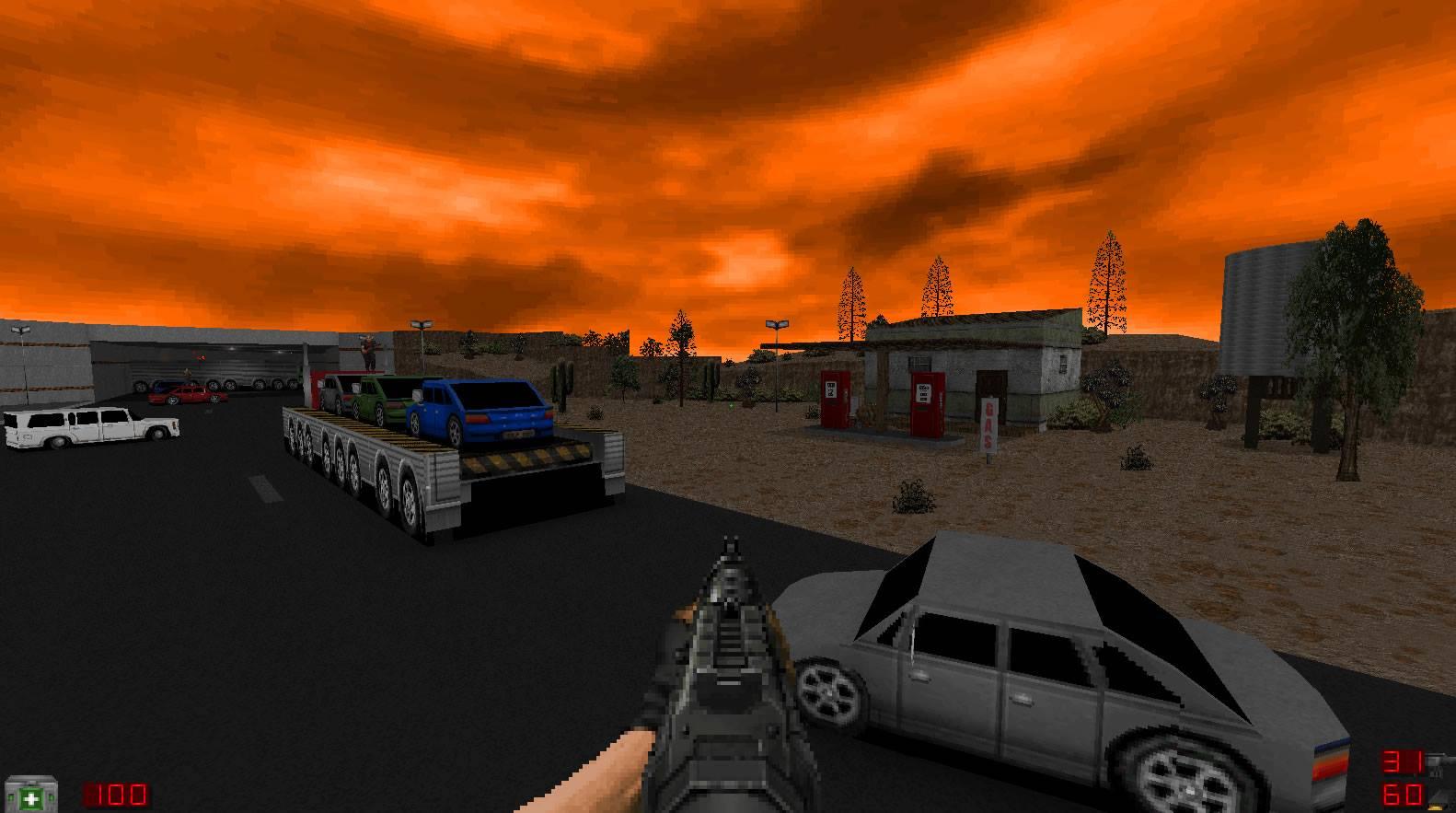Podívejte se na nový Brutal Doom 136172