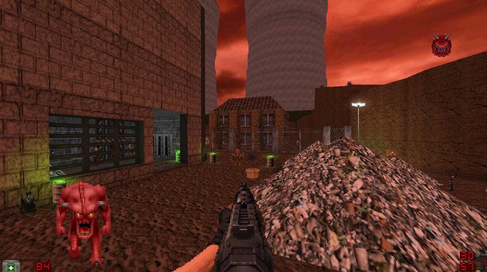 Podívejte se na nový Brutal Doom 136174