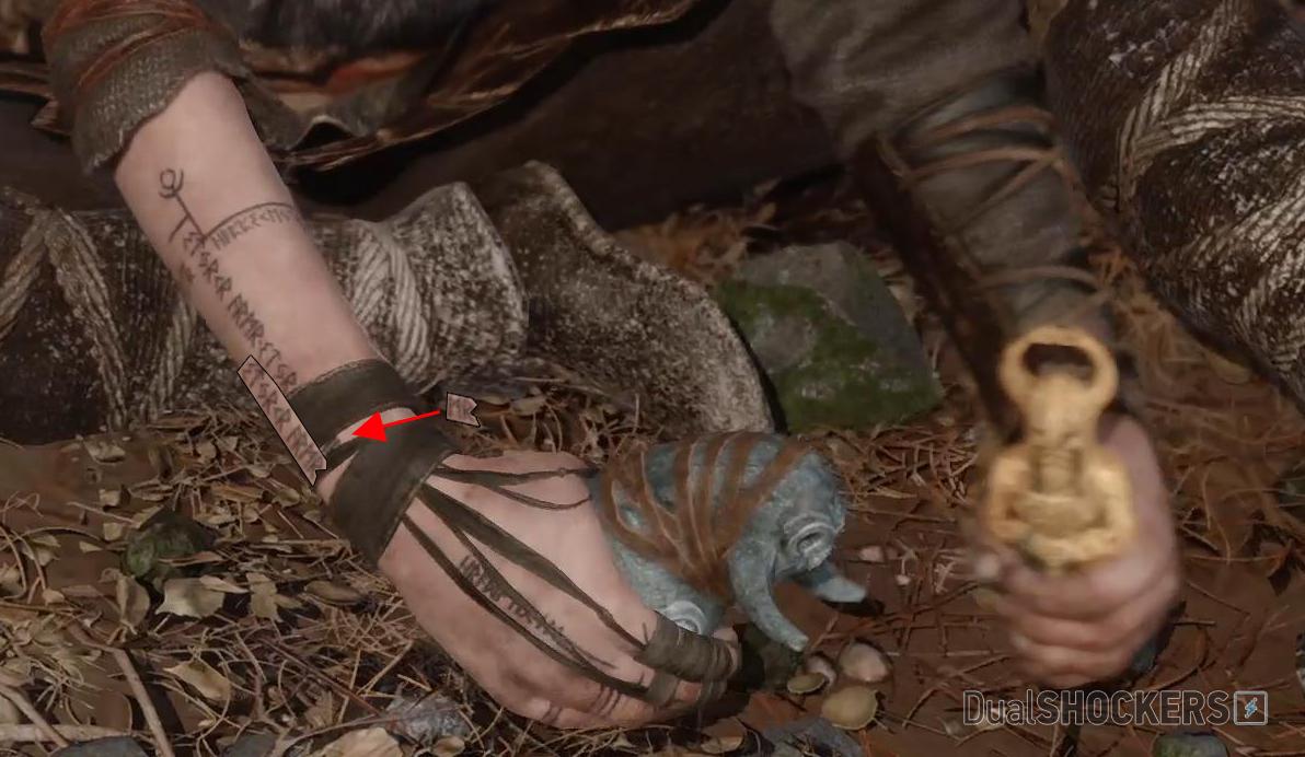 Byla odhalena identita Kratova syna v novém God of War? 136198