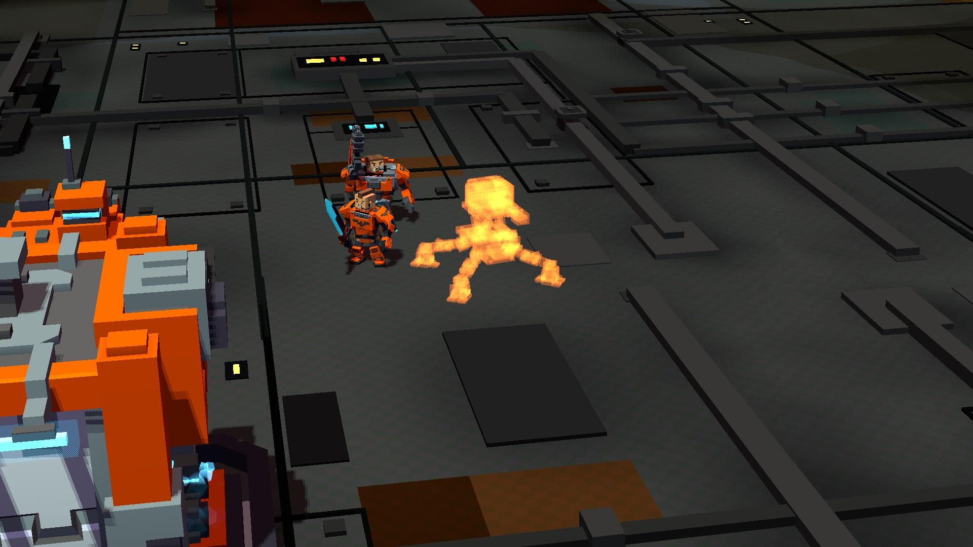 8-Bit Invaders! – svižná retro RTS z vesmíru 136229