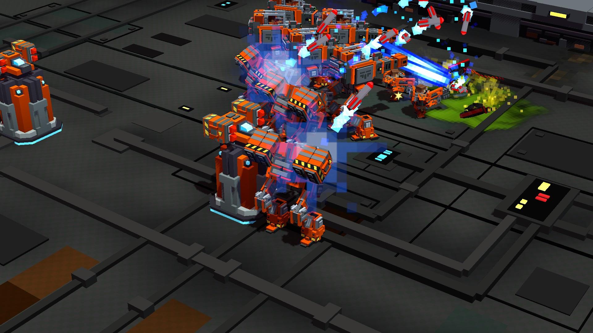8-Bit Invaders! – svižná retro RTS z vesmíru 136230