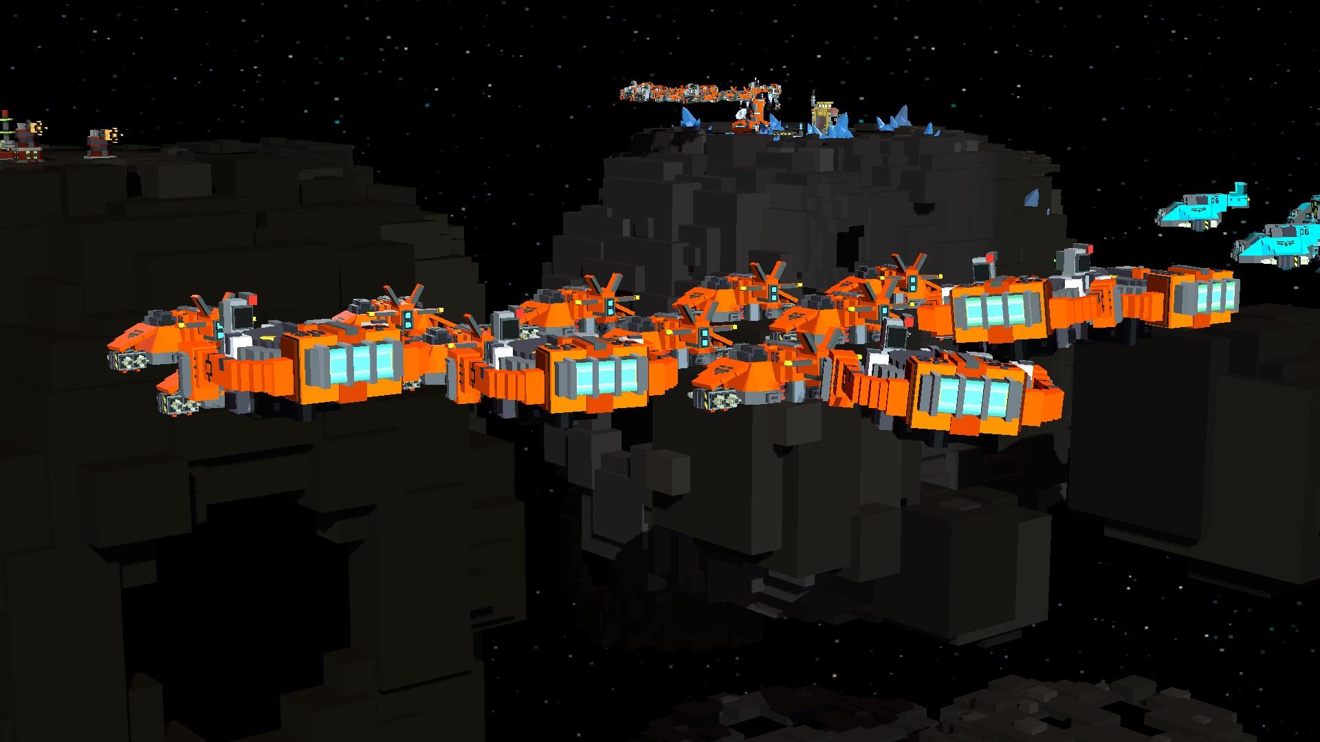 8-Bit Invaders! – svižná retro RTS z vesmíru 136231