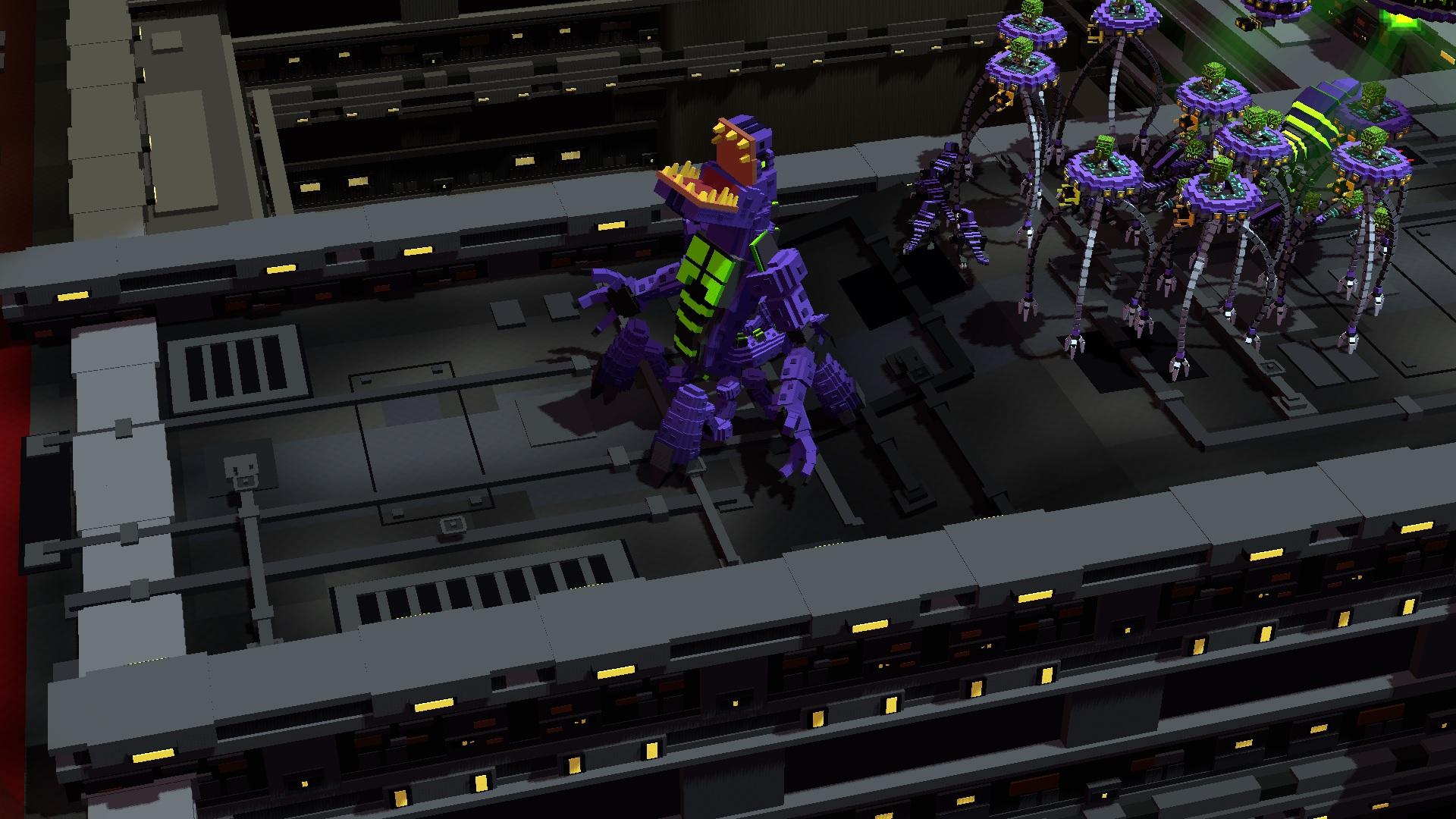 8-Bit Invaders! – svižná retro RTS z vesmíru 136232