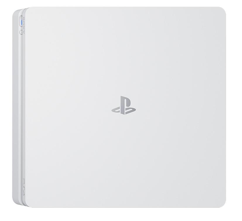 Sony uvede na trh štíhlejší PS4 v bílé barvě 136316