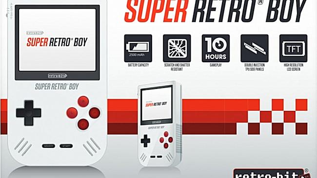 Game Boy se vrátí, Retro-Bit chystají Super Retro Boy 136325