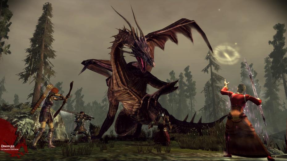 Xbox One podporuje Battlefield: Bad Company 2, Dragon Age Origins a další 136328