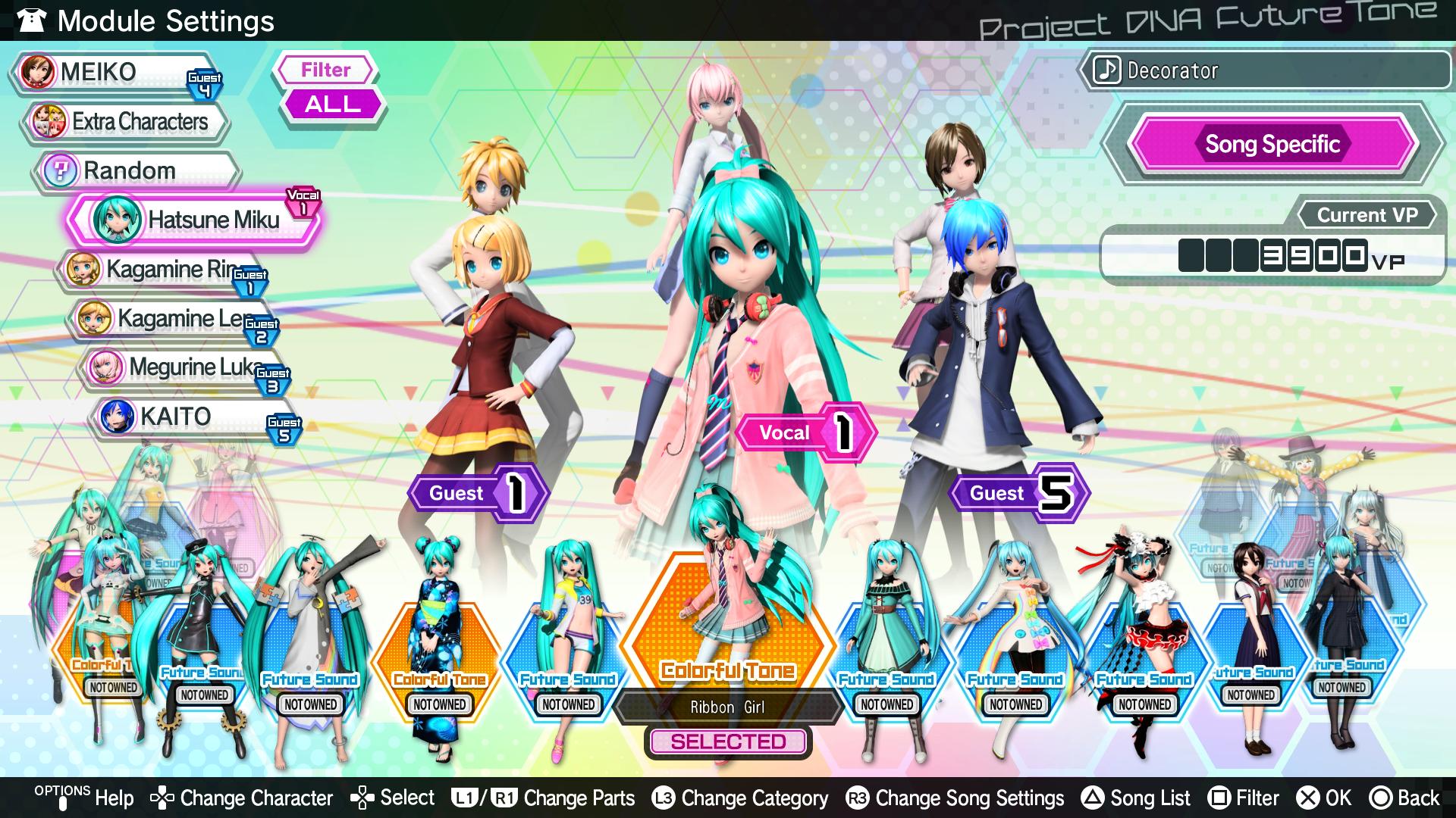 Dorazila Hatsune Miku s Projectem Diva Future Tone 136349