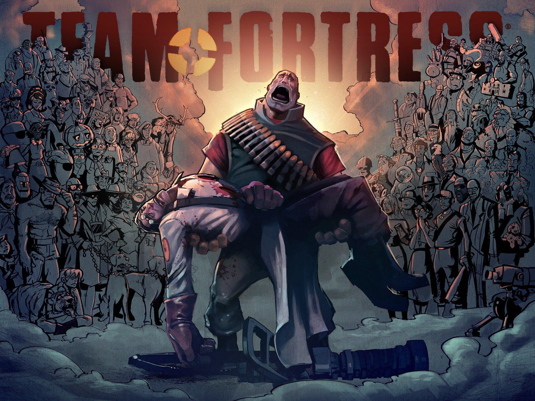 Vyšla šestá část velkého Team Fortress 2 komiksu 136350
