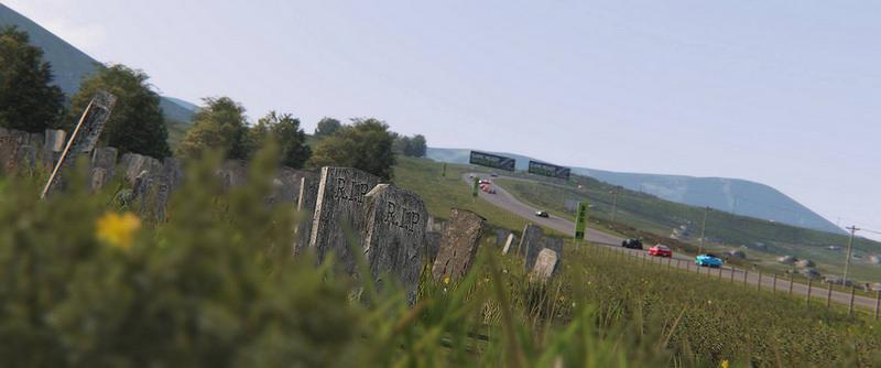 Obrázky ukazují fiktivní skotskou trať do Assetto Corsa 136352