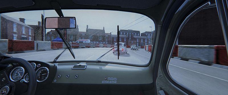 Obrázky ukazují fiktivní skotskou trať do Assetto Corsa 136354