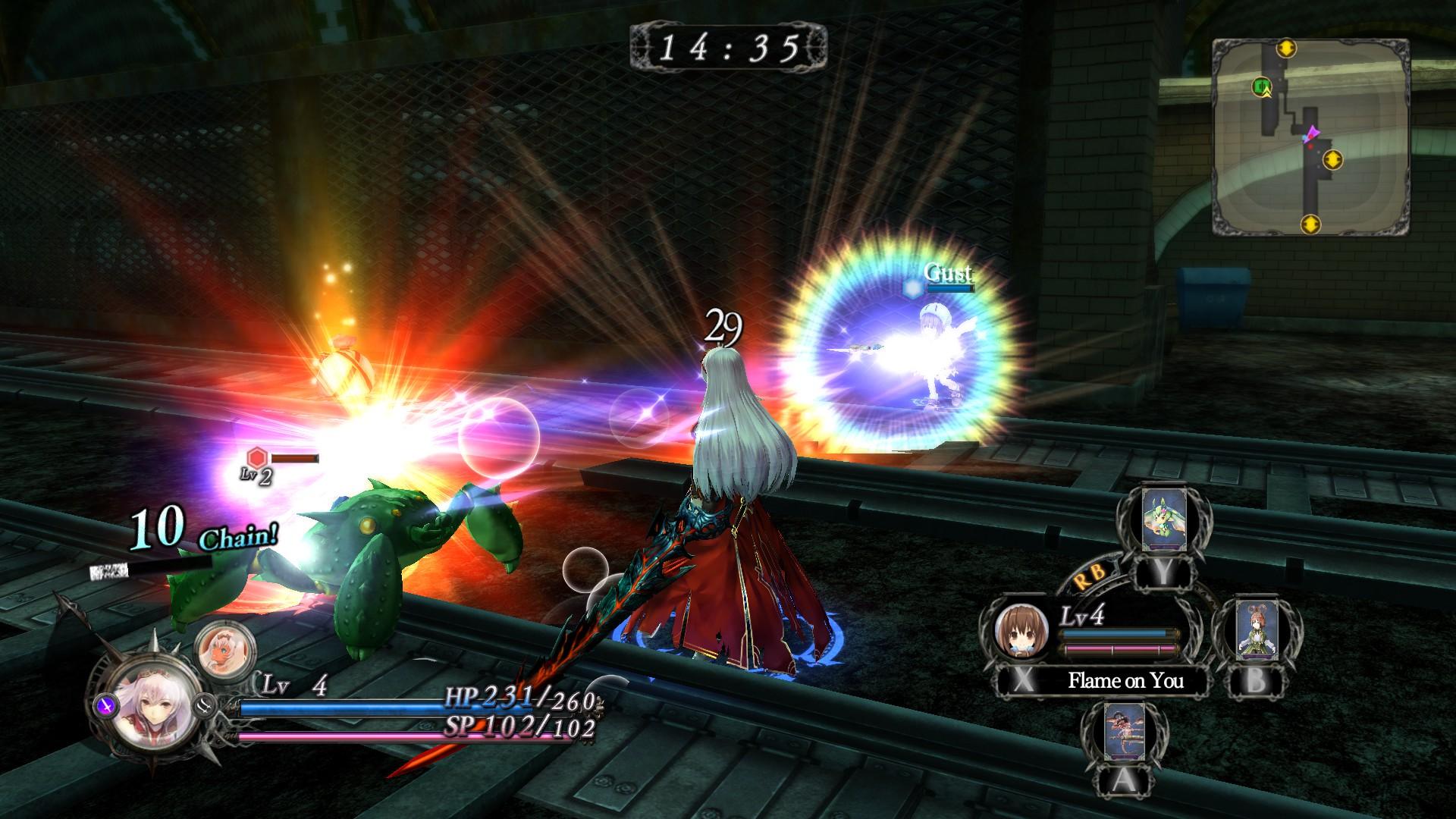 Na Steamu dostanou Atelier Sophie a Nights of Azure další bonusy 136381
