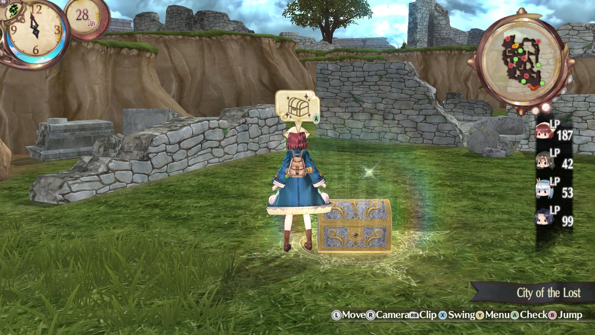 Na Steamu dostanou Atelier Sophie a Nights of Azure další bonusy 136393