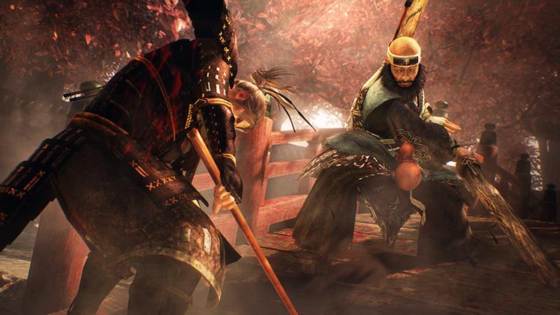 Obrazem: Kruté boje v NiOh na nových screenshotech 136403