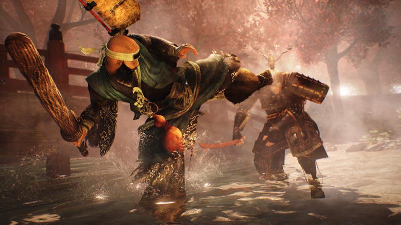 Obrazem: Kruté boje v NiOh na nových screenshotech 136404