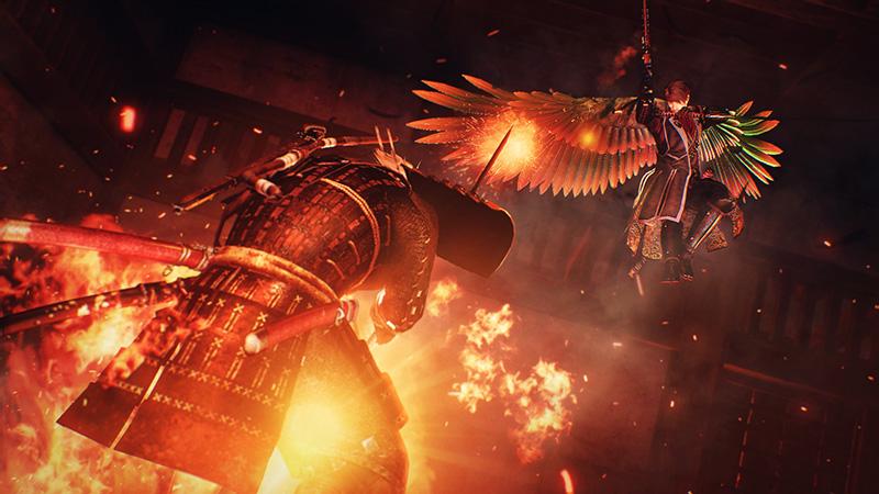 Obrazem: Kruté boje v NiOh na nových screenshotech 136408