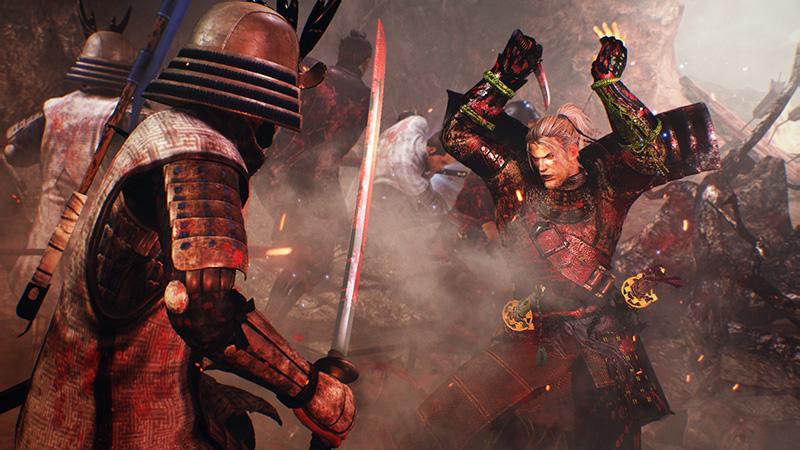 Obrazem: Kruté boje v NiOh na nových screenshotech 136415